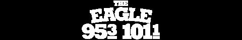 95.3 and 101.1 FM The Eagle