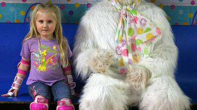 23 Creepy Easter Bunnies