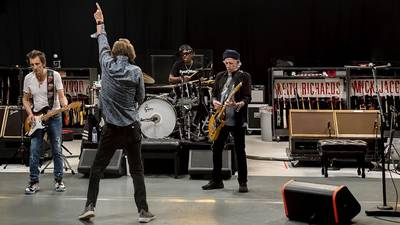The Rolling Stones launching 2021 US tour Sunday in St. Louis, letting fans choose one song for the set