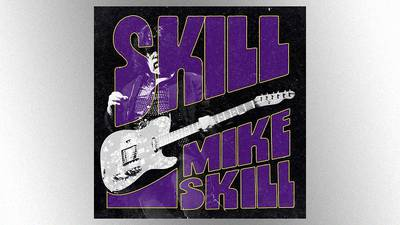 Romantics guitarist Mike Skill debut solo album, 'Skill...Mike Skill,' now due out in October