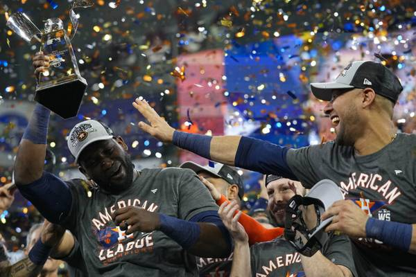 2021 World Series: Here's what to know about the Houston Astros