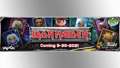 Iron Maiden announces Eddie Funko Digital Pop! NFT